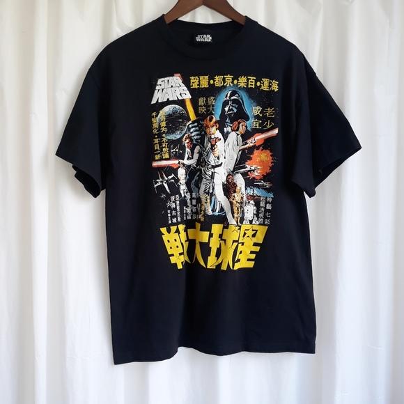 Star Wars mens Tshirt.  Size XL.